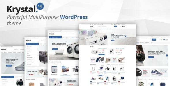 Krystal - Kute Multipurpose WooCommerce WordPress Theme