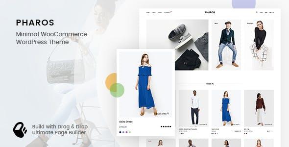 Pharos - Minimalist, Clean and Simple WooCommerce Theme