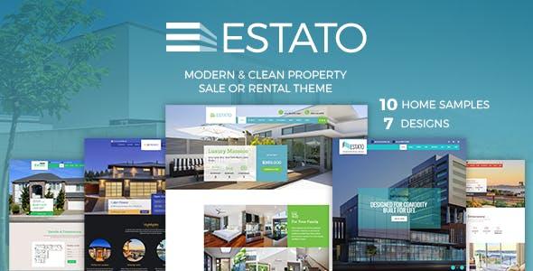Single Property Real Estate - Estato