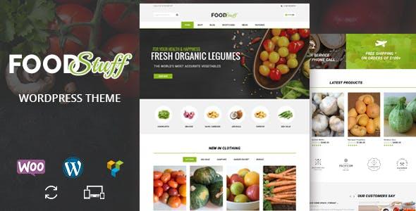 Food Stuff - Multipurpose WooCommerce Theme