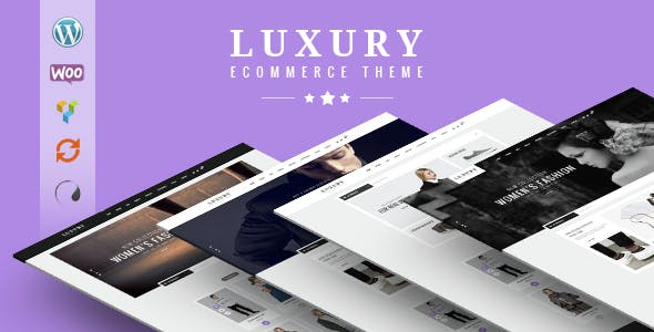 Luxury - Wonderful Responsive WooCommerce Theme