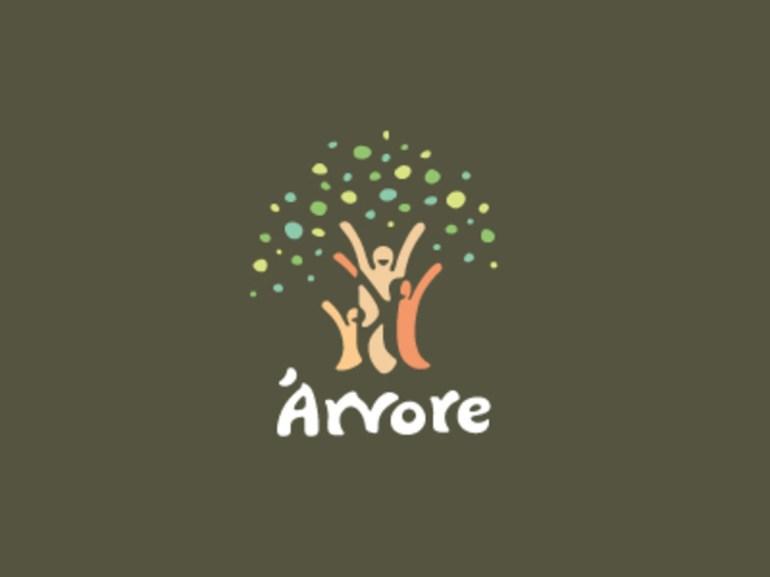 30 Cool Tree Logos