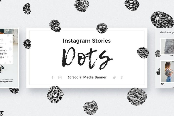 Dots - Instagram Stories Pack