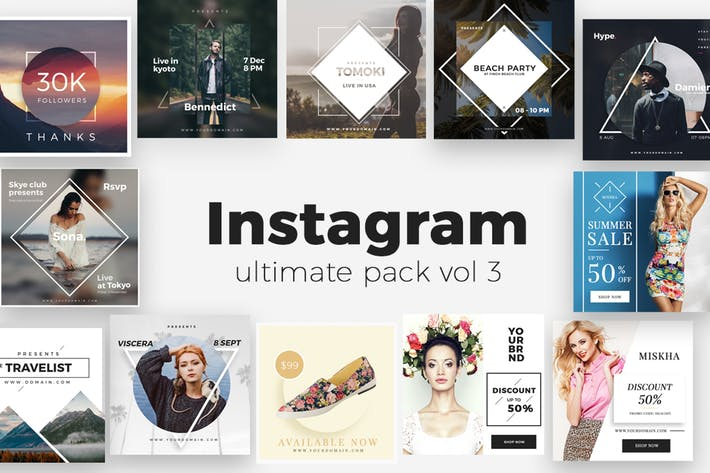 Instagram Ultimate Pack V2
