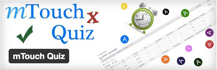 mTouch WordPress Quiz Plugin