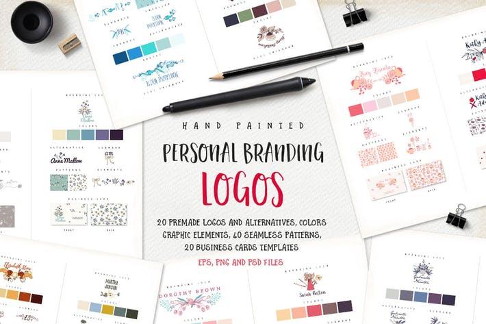 Personal Branding Logos