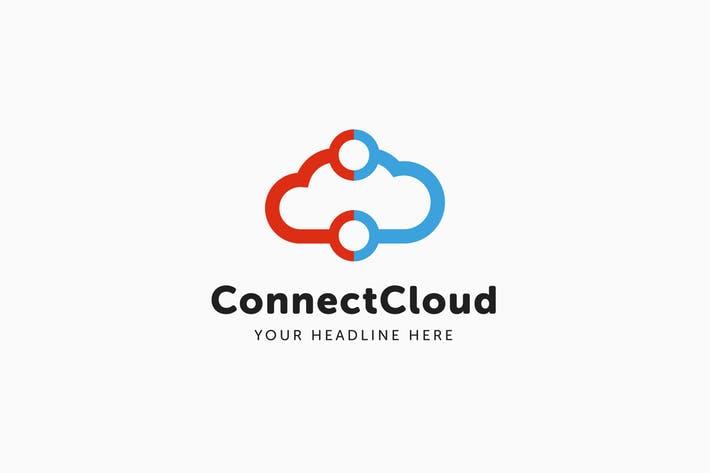 Connect Cloud Logo Template