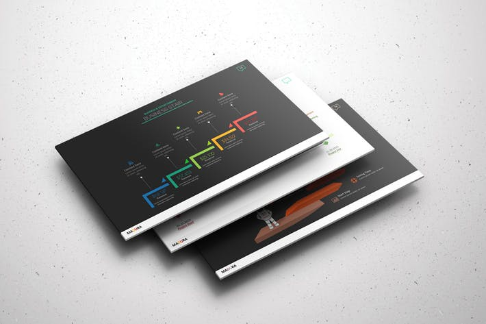 Madura Powerpoint Template