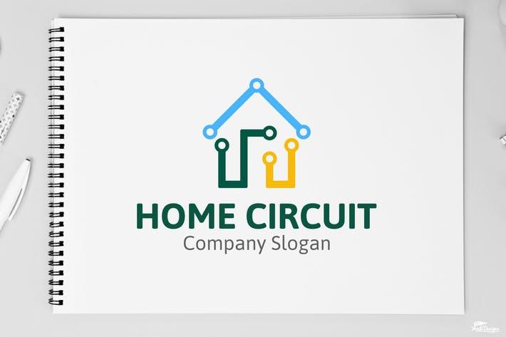 Home Circuit Logo