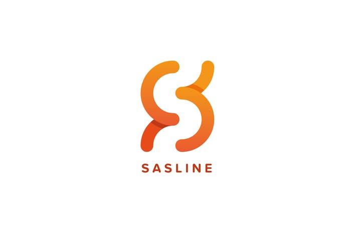 Sasline Logo S Letter Template