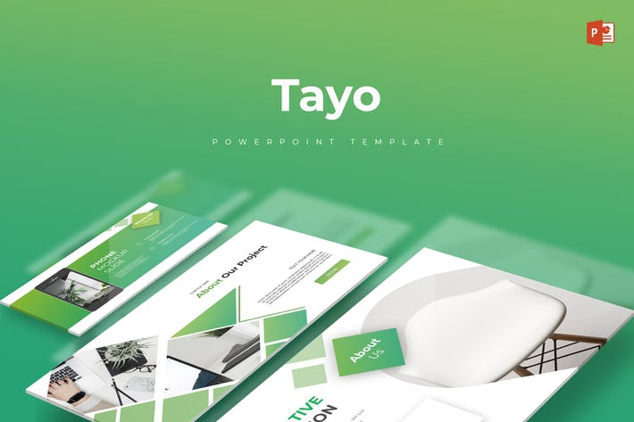 New New Tayo - Powerpoint Template