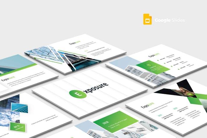 Exposure - Google Slides Template