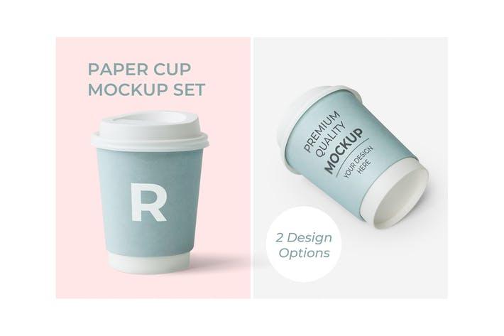 Cup Design Mockup