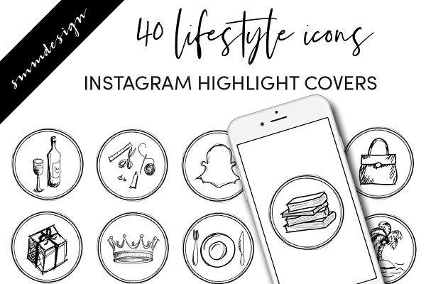 Instagram Story Highlight Icons 007