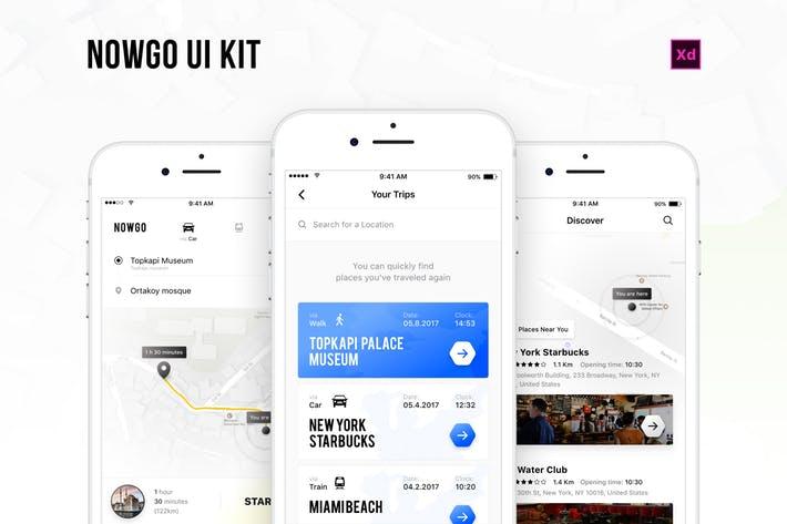 Nowgo UI Kit