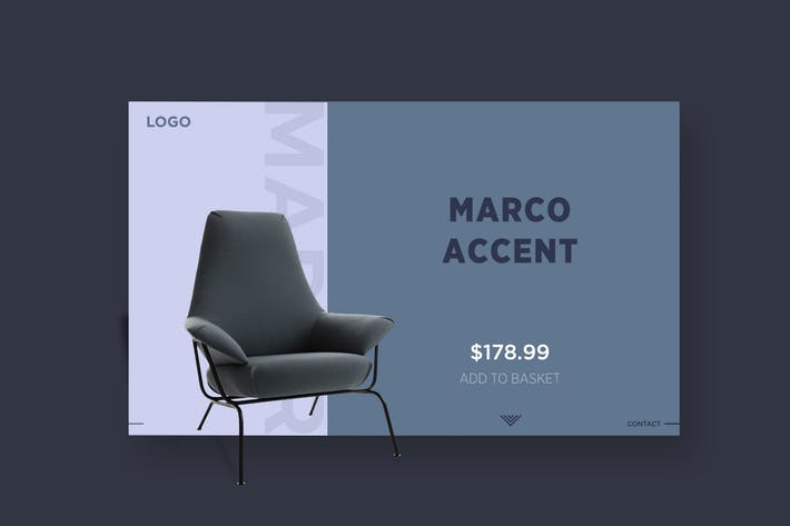 eCommerce - Furniture Website Template