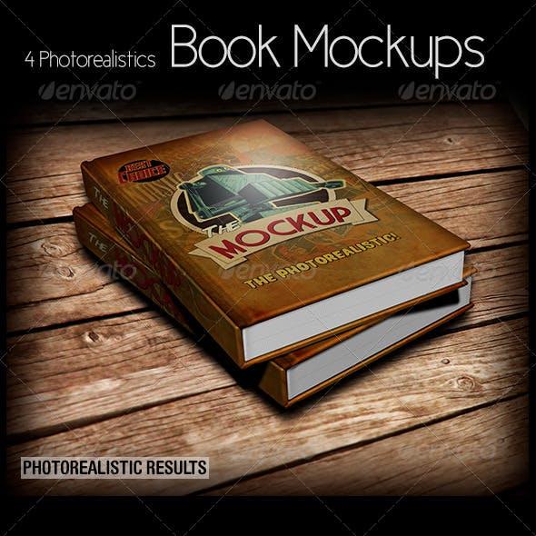 The Book Mockup