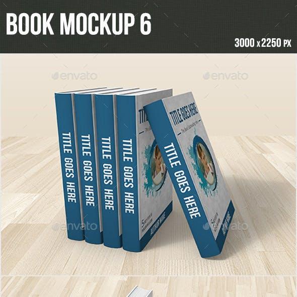 Book Mockup 6