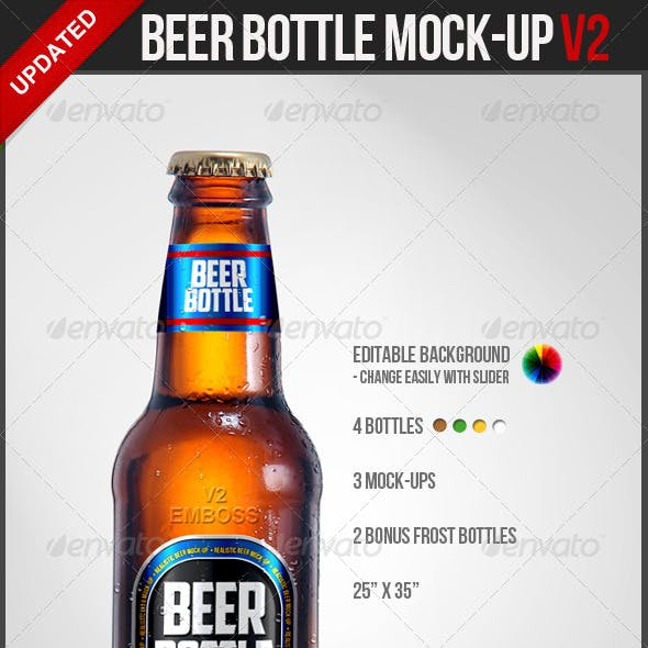 Beer Bottle Mock-Up V2