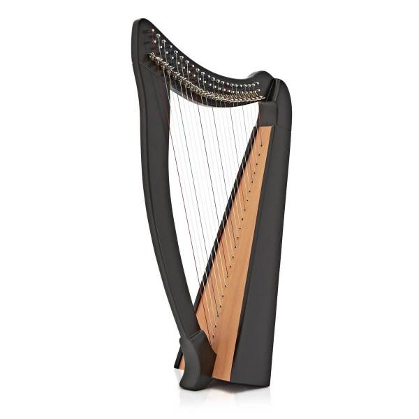 Deluxe 22 String Harp with Levers