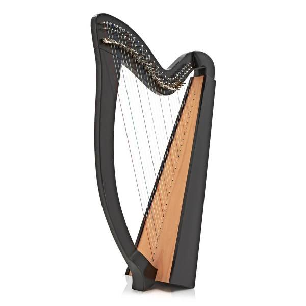 Deluxe 29 String Harp with Levers