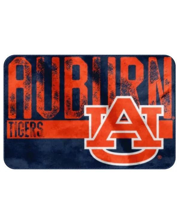 Auburn Tigers Northwest Company Worn Out Style Bath Mat The Auburn Fan Shop Official Online Store Of The Auburn University Athletic Department