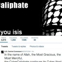 USCENTCOM Twitter and YouTube Hacked Cyber Caliphate [Video]