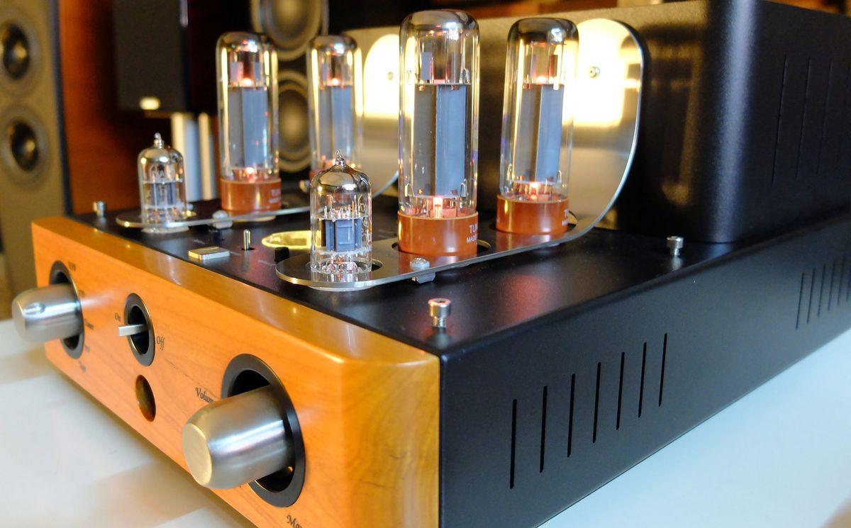 Unison Research Triode 25 2 – Lyric Audio Elite