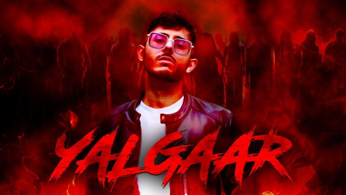 Yalgaar Lyrics in Hindi and English by Carryminati