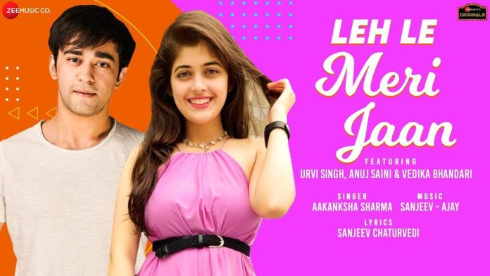 Leh Le Meri Jaan Lyrics & WhatsApp Status - Aakanksha Sharma