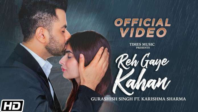 Reh Gaye Kahan Lyrics - WhatsApp Status - Gurashish Singh