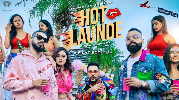 HOT LAUNDE Lyrics - WhatsApp Status - Badshah