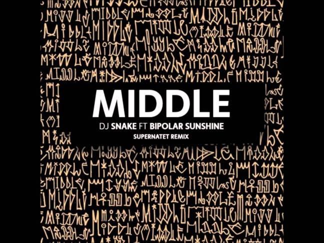 DJ Snake - Middle ft. Bipolar Sunshine Lyrics