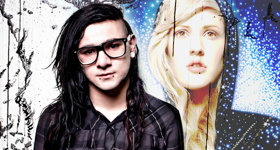 Skrillex - Summit feat. Ellie Goulding Lyrics
