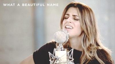Hillsong Worship - What A Beautiful Name Lyrics