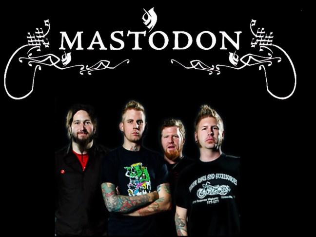 Mastodon band lyrics