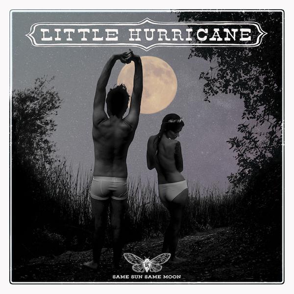 Same Sun Same Moon Album artwork by little Hurricane