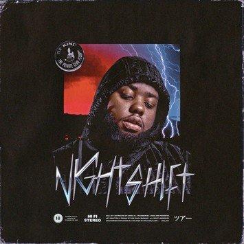 24hrs – Night Shift (Album cover)