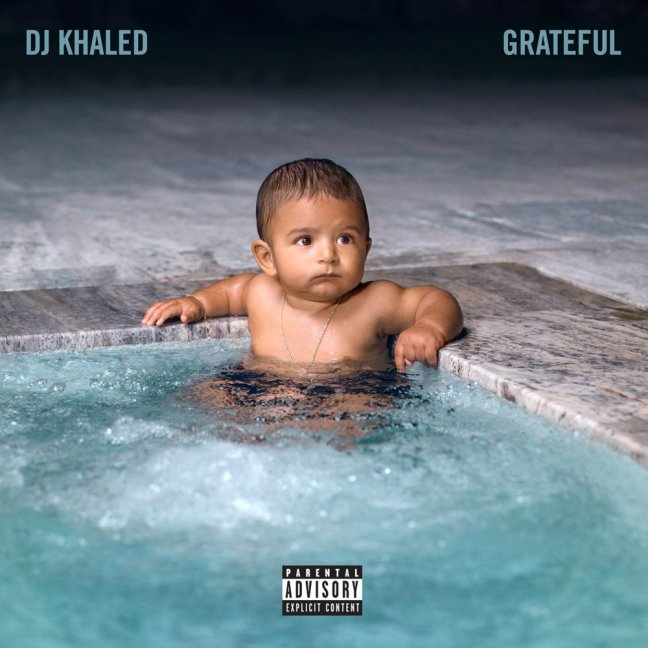 DJ Khaled - Grateful (Album Cover)