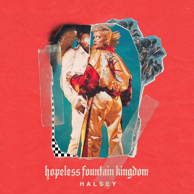 Halsey - Hopeless Fountain Kingdom (Album 2017)