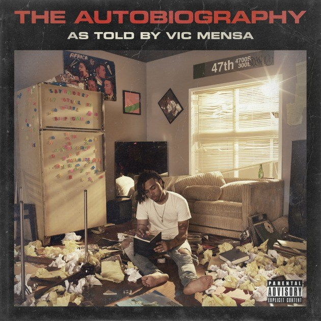Vic Mensa - The Autobiography Album Cover
