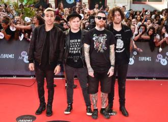 Fall Out Boy Album 2017
