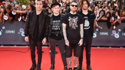 Fall Out Boy Album 2017