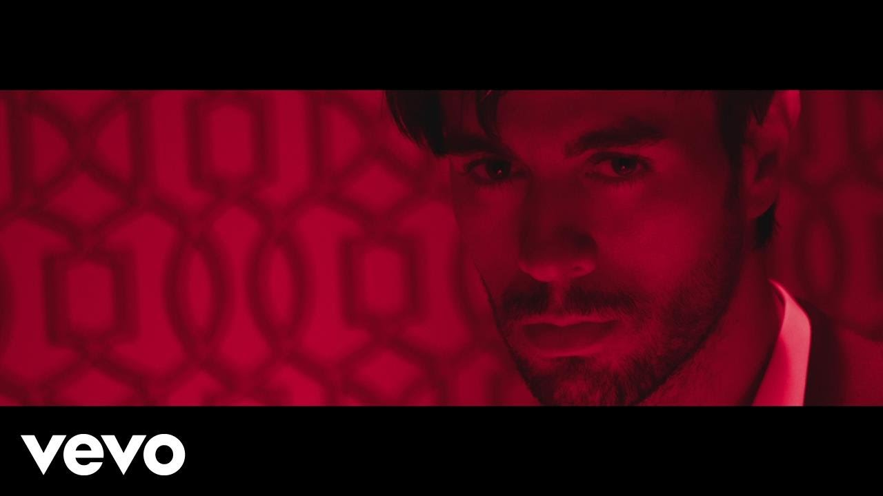Enrique Iglesias – EL BAÑO Lyrics