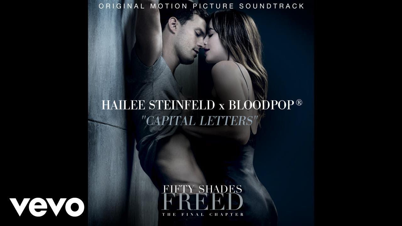 Hailee Steinfeld – Capital Letters (x BloodPop®) Lyrics