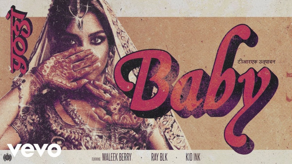 Yogi x Maleek Berry x RAY BLK - Baby Lyrics