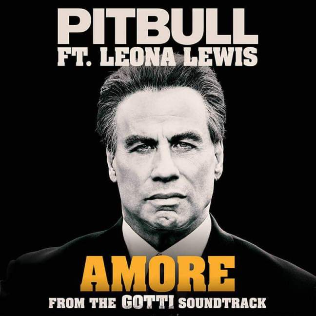 Pitbull – Amore Lyrics