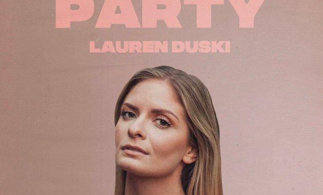 Lauren Duski - Costume Party