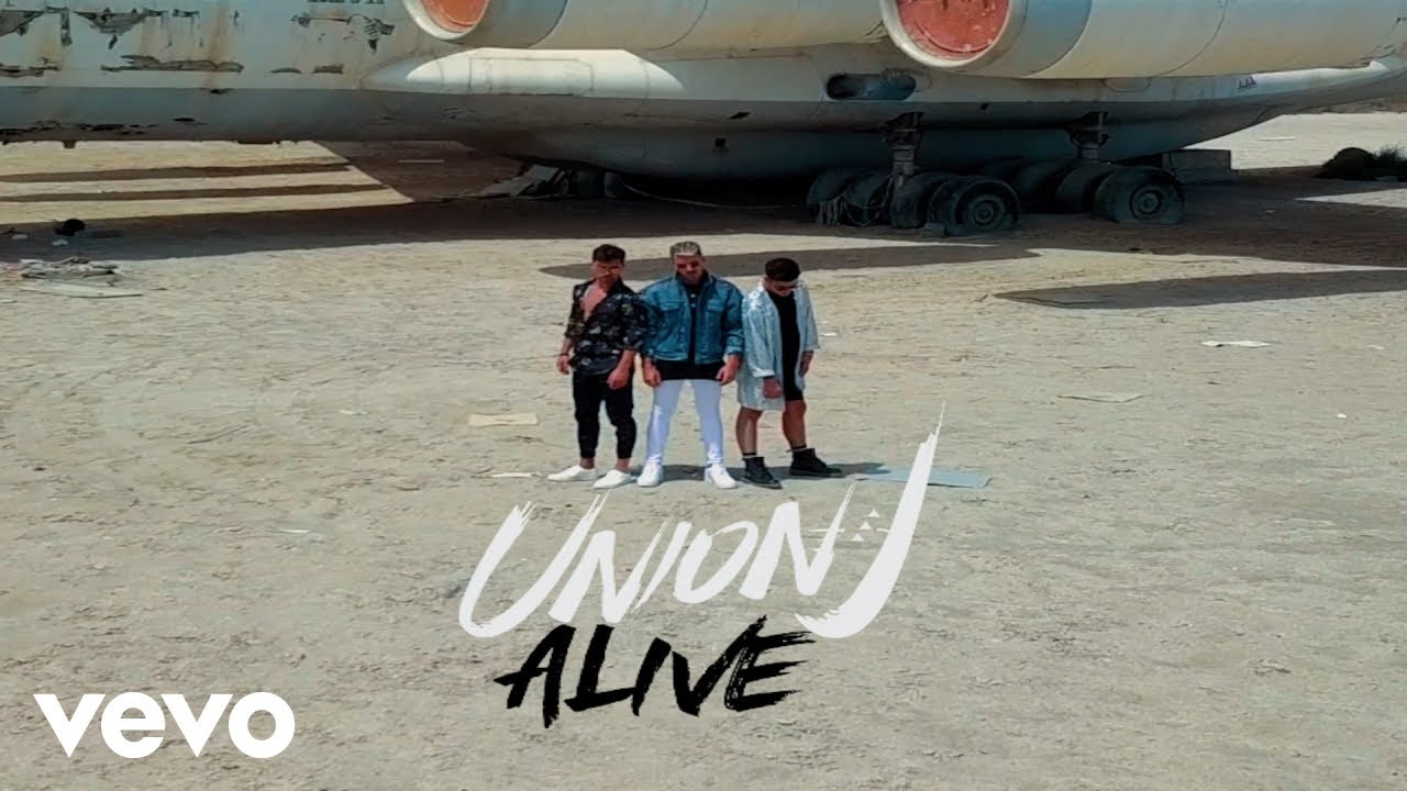 Union J - Alive Lyrics | LyricsFa