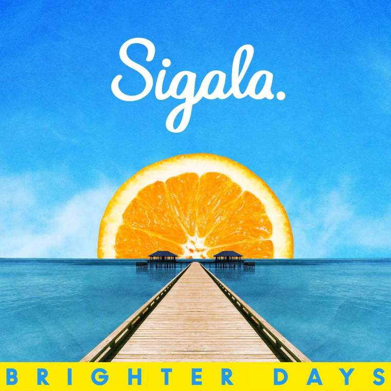 Brighter Days cover tracklist